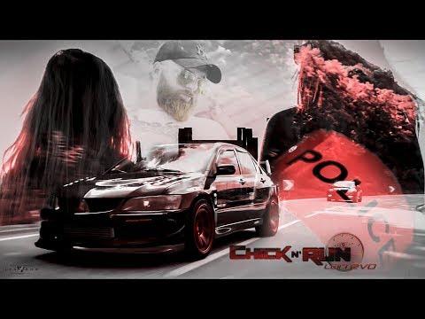 Chick N' Run // Lan Evo // Mitsubishi Lancer Evo 8 // Film by Lynwood vision