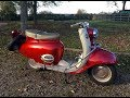 BSA Sunbeam Scooter 1959 250cc for Sale