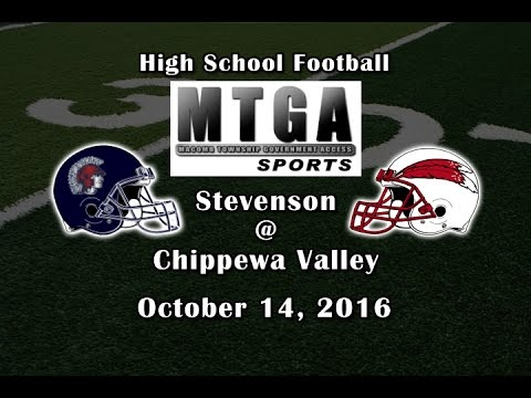 HS Football Sterling Heights Stevenson vs Chippewa Valley
