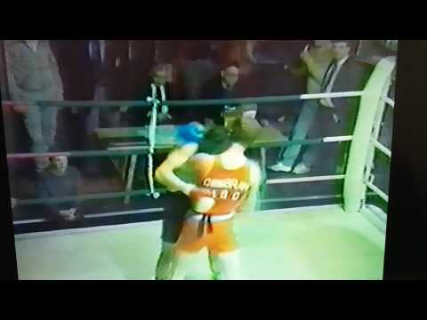 Plymouth  boxing  1984