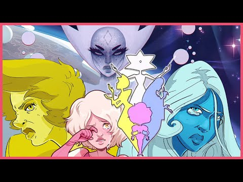 White Diamond Confirmed and Steven Universe Returns in April! New characters + episodes!