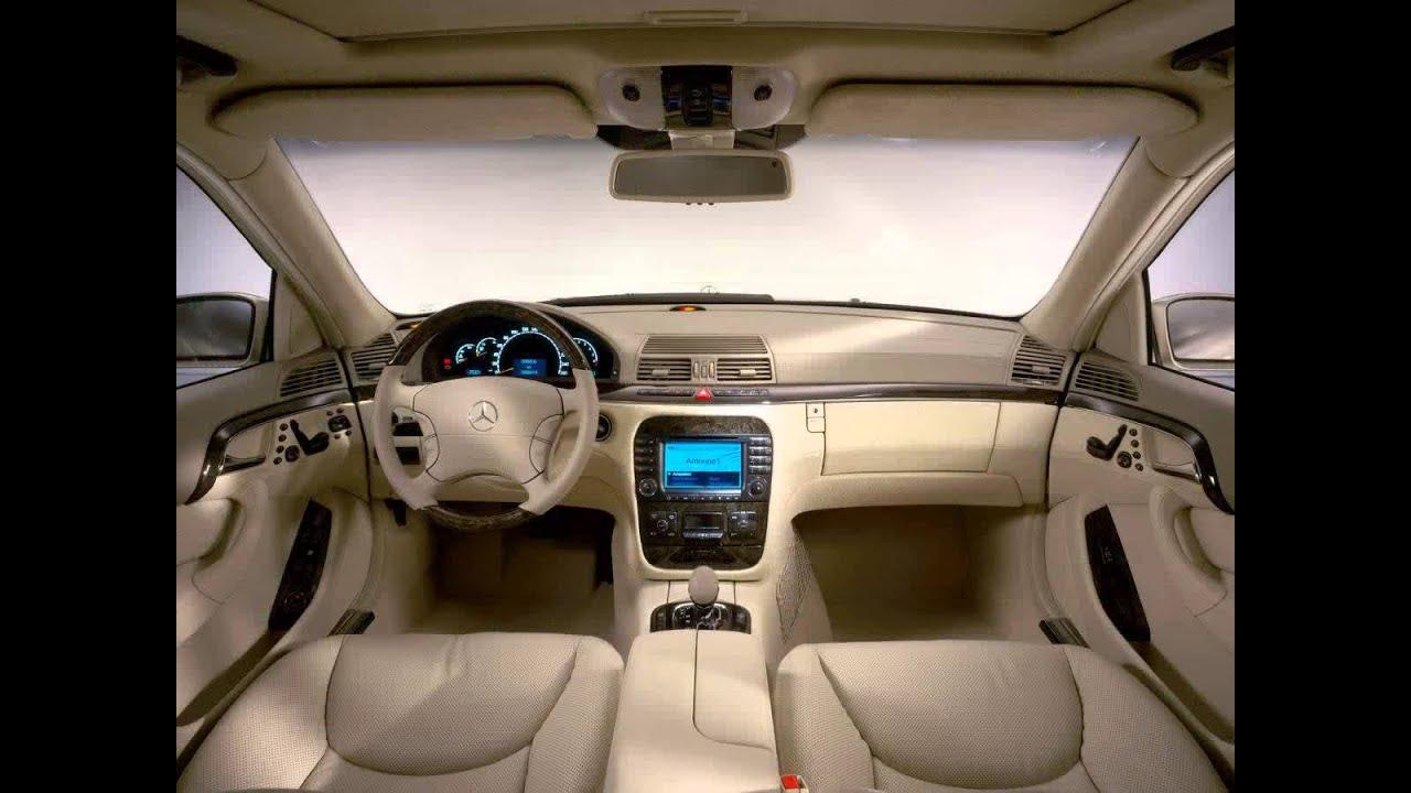 Mercedes Benz S Klasse Iv W220 Exterior Amp Interior Youtube