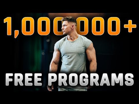 FREE PROGRAMMING FOR OVER 1 MILLION PEOPLE