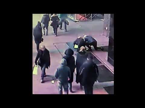 Doc Reno - Man drops engagement ring down grate in Time Square