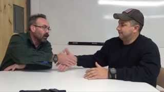 "I interview greg ""cruz"" from interactive gun fighting. (www.interactivegunfighting.com) is a retired us marine, combat veteran, instructor and competi..."