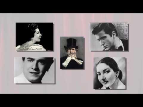 Verdi - Un ballo in maschera - Callas, Di Stefano, Bastianini, Simionato 1957