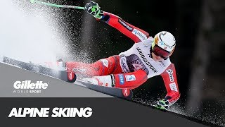 Alpine Skiing with Henrik Kristoffersen | Gillette World Sport