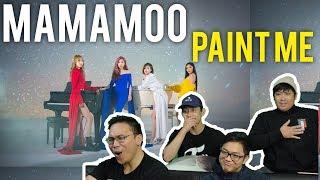 """MAMAMOO art class - """"PAINT ME"""" (MV Reaction) #roadto100k"""