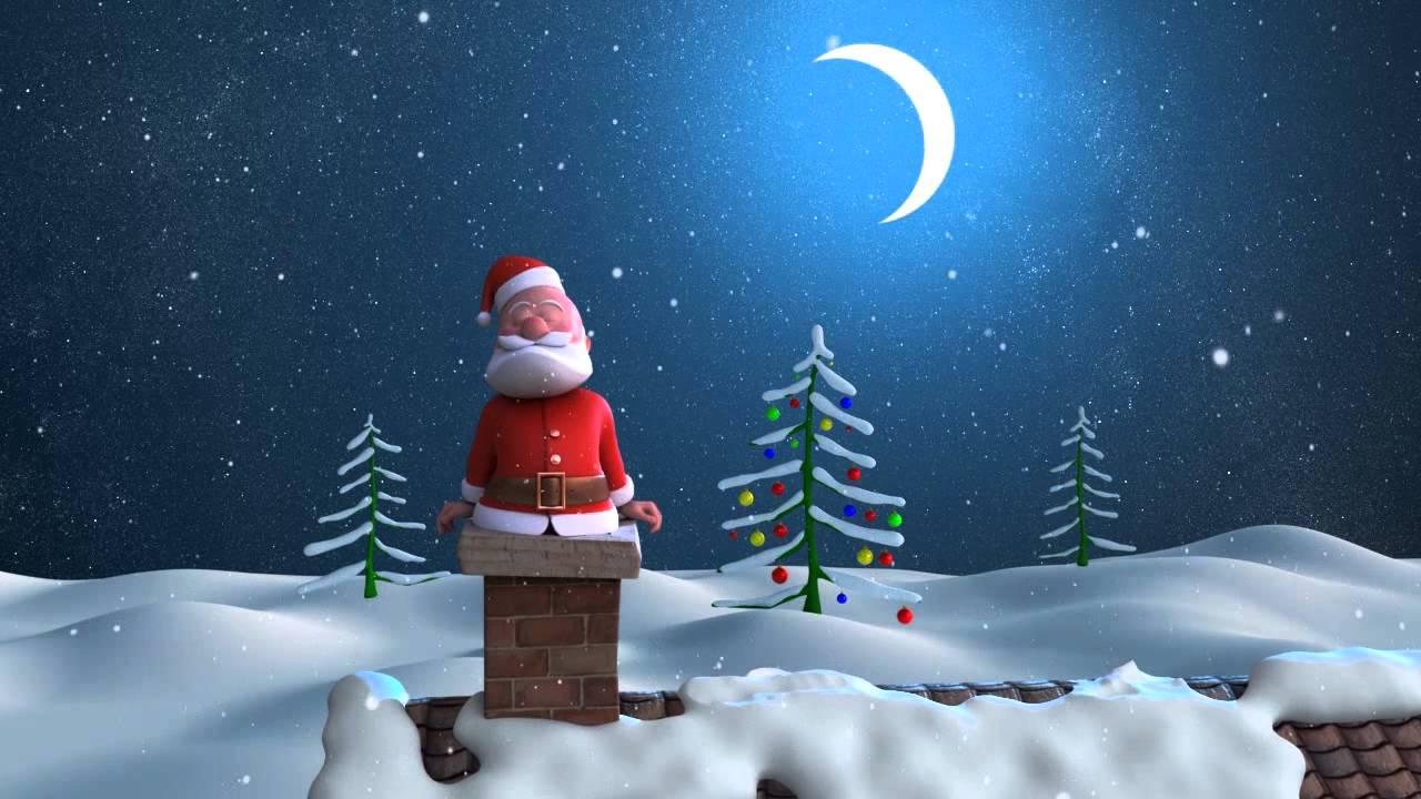 Videos animados de navidad con tu cara