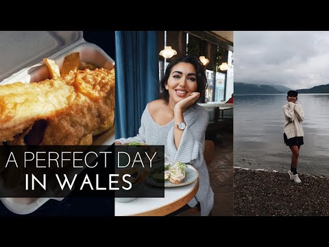Perfect Day In North Wales: Secret Beaches + BEST Seaside Fish And Chips!? (Llangollen - Barmouth)