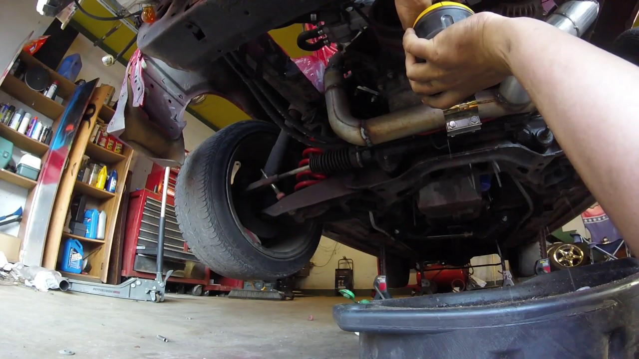 Time For Turbo On Chevstang! LS Swapped Fox Body