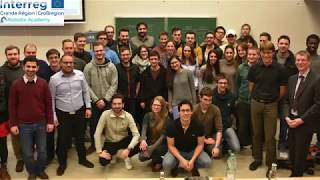 Lecture:  Human-Robot-Cooperation in industrial robotics (ULiège, ULuxembourg, ZeMA)