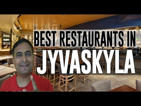 Best Restaurants and Places to Eat in Jyvaskyla, Finland