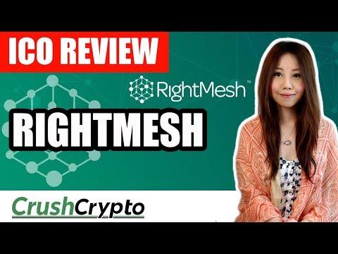 ICO Review: RightMesh (RMESH) - Dynamic Mesh Networking