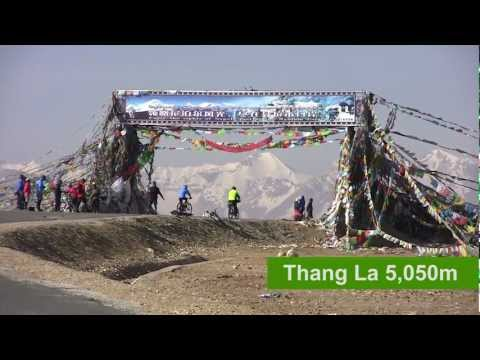 Guide Dave Turner's Video of our Lhasa to Kathmandu Cycle Expedition
