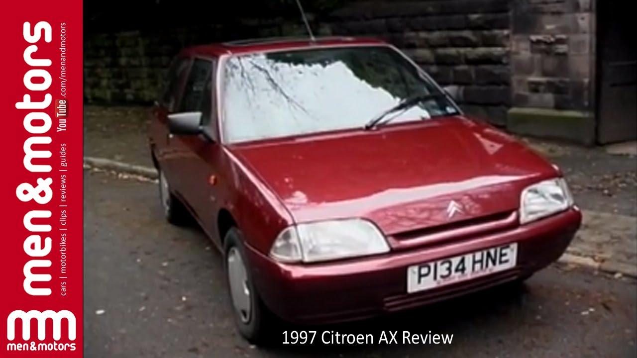1997 Citroen AX Review