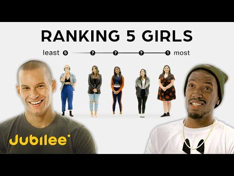 Ranking Women By