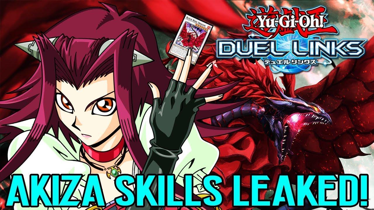 تحميل MP4 MP3 [Yu-Gi-Oh! Duel Links] AKIZA'S SKILLS   c08aa3c