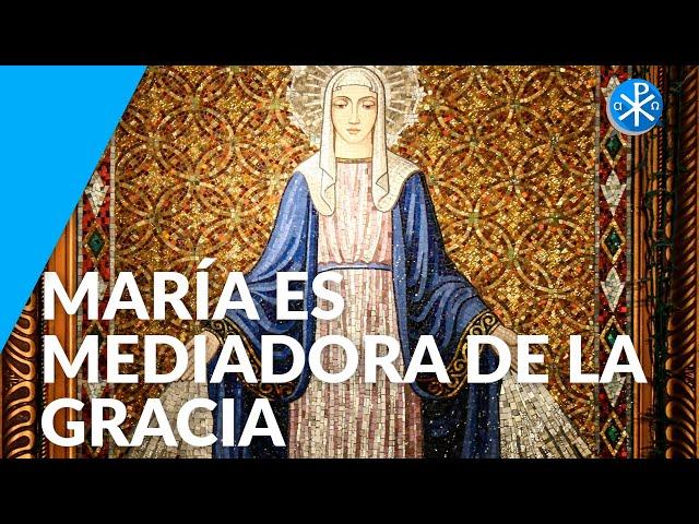 María es Mediadora de la Gracia   Perseverancia - P. Gustavo Lombardo
