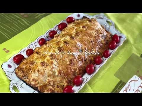 roulé-de-pâte-feuilletée-à-la-viande-haché-عجينة-المورقة-ملفوفة-باللحم-المفروم