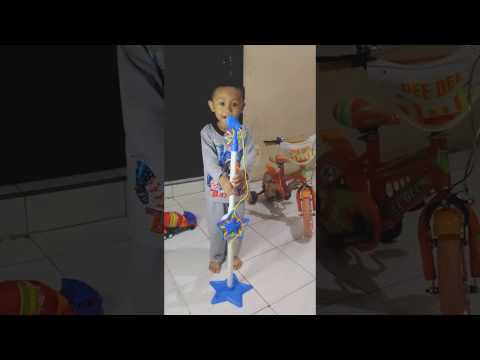 Lagu Anak - Balonku Ada Lima || Cover by Davian ||