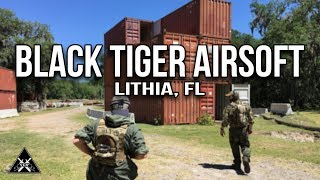 Trip to Black Tiger Airsoft | Airsoft Gameplay!