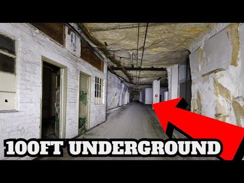 UNDERGROUND SECRET MOD CITY ( BURLINGTON BUNKER SERIES ) PART 1