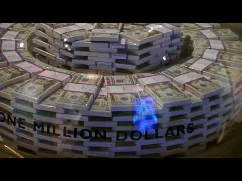 See A Million Dollars @ The Chicago Federal Reserve Bank