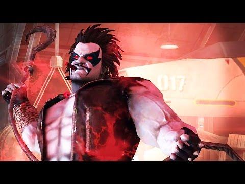 Injustice: Gods Among Us - Bounty Hunter LOBO Super Attack Moves [iPad/Android]