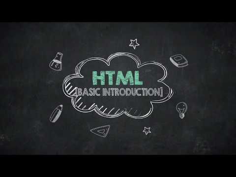 HTML Basic Information/Structure