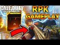 """New Call of Duty Black Ops 3 DLC Weapon """"RPK"""" LMG Gameplay"""