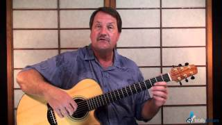 Woodstock - Guitar Lesson Preview