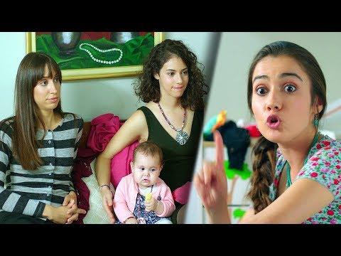 Ver Elini Aşk 5. Bölüm - Ayperi'den kızlara altın öğüt!