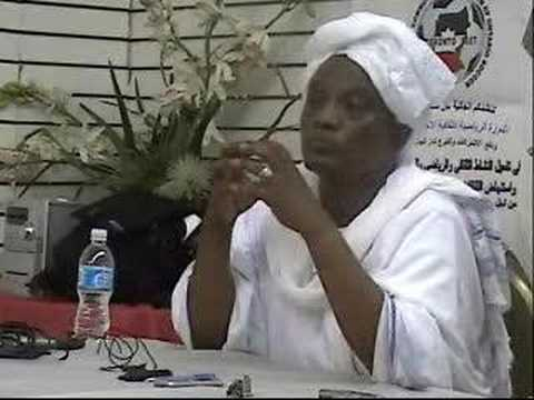 Abdullahi Ahmed An-na'im in Toronto (06/07/08), Part 6