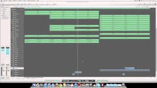 Nicky Romero & Nervo - Like Home (Logic Pro 9 Remake)