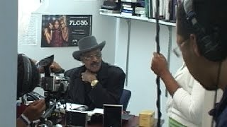 "HERB KENT THE "" COOL GENT "" INTERVIEW 2005 AT CSU ( CHICAGO STATE UNIVERSITY )"