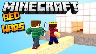 ОН ПРЕДАЛ НАШ АЛЬЯНС Minecraft Bed Wars Mini Game