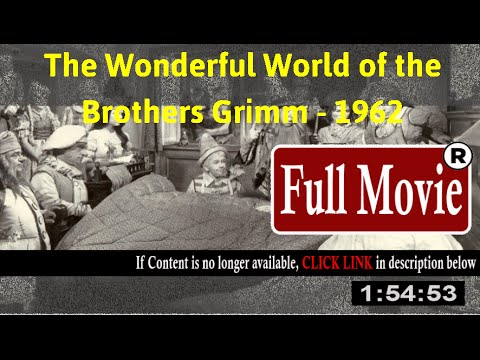 The Wonderful World of the Brothers Grimm (1962) [With Full Trailer]