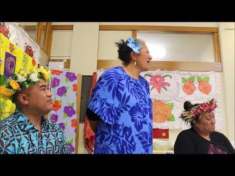 Vaka Tautua's Niuean Older People Otara Group -  EOY Exhibition