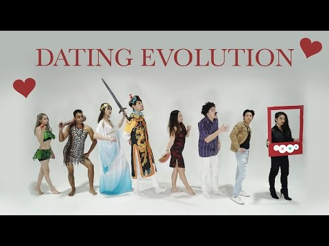 evolution of dating and courtship