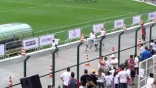 Corrida 100m - Gabriel Barros