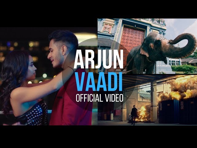 Arjun  - Vaadi OFFICIAL VIDEO