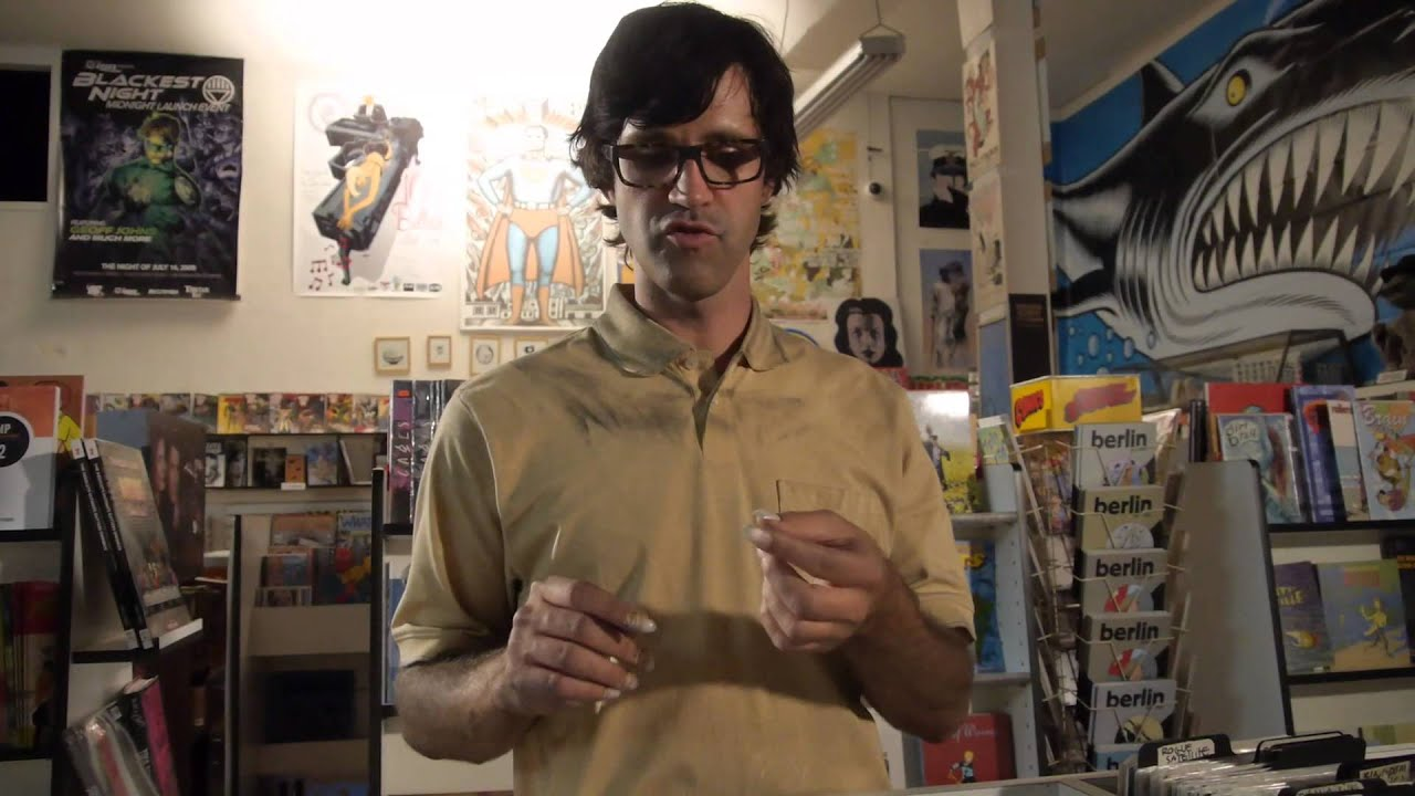 Link Talks about his Nails - Hidden behind the scenes video of Link in a comic book store. Linked from an annotation in the video Epic Rap Battle: Nerd vs. Geek.