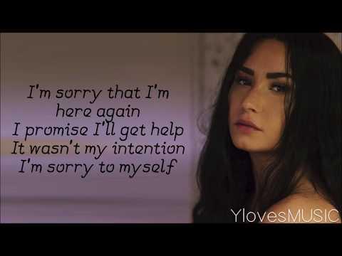 Demi Lovato - Sober (Lyrics)