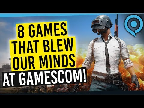 8 Best Xbox Games That Blew Our Minds At Gamescom 2017!