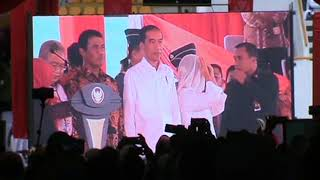Gambar cover Jokowi sedih mendengar Shalawat Badar di Acara PENAS KTNA