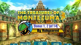 The Treasures of Montezuma 3 - Level 1 Bonus Levels [720p]