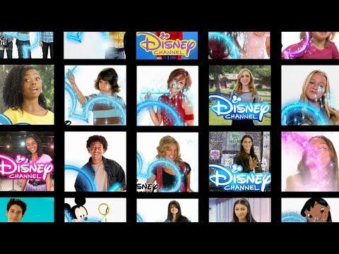 Disney Channel Wand IDs 💫 | Disney Channel