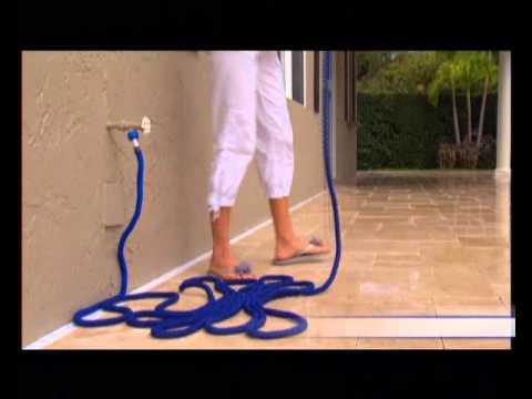 TV Direct - X hose สายยางยืดหดอัตโนมัติ