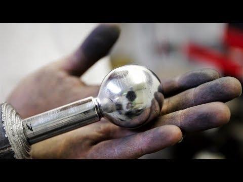 旋盤で丸を削るには。シフト、ステップを作れるようになる
